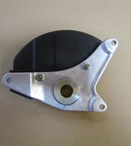Rear Brake Bracket with Cover '565'